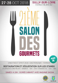 sully gien salon des gourmets 2018