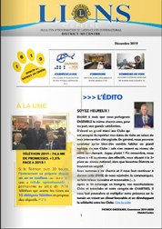 newsletter 17 dcembre 2019